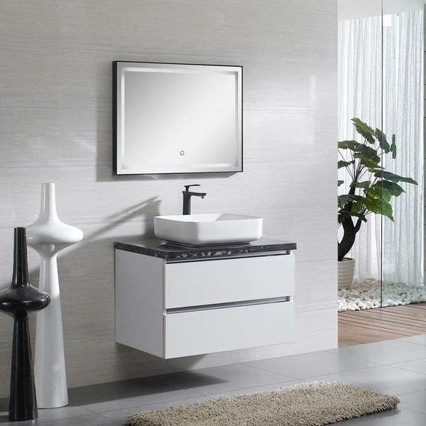 High glossy series bathroom cabinet