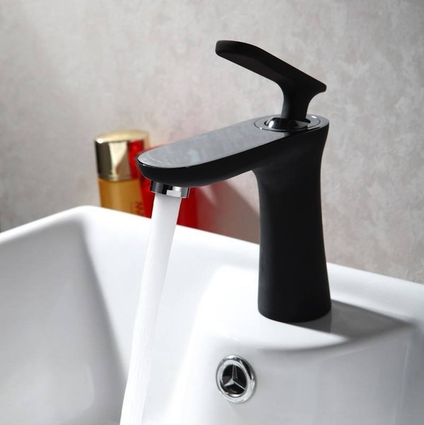 DEO series bathroom faucet and shower