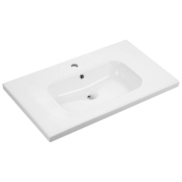 NOVA series ceramic basin for cabinet