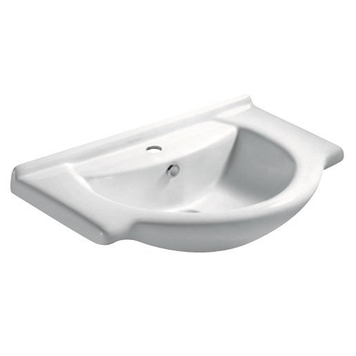 EVERGREEN series ceramic washbasin for cabinet