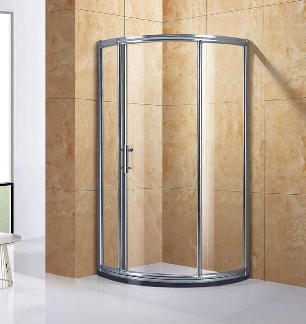 4 series aluminum shower enclosure