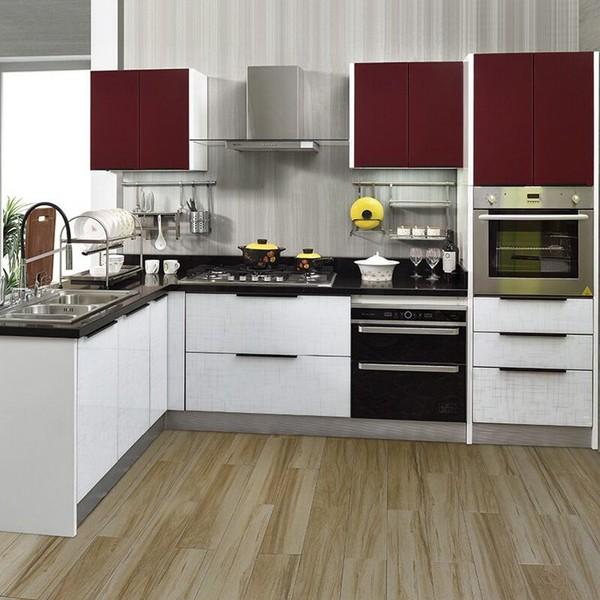 Topaz series kitchen cabinet