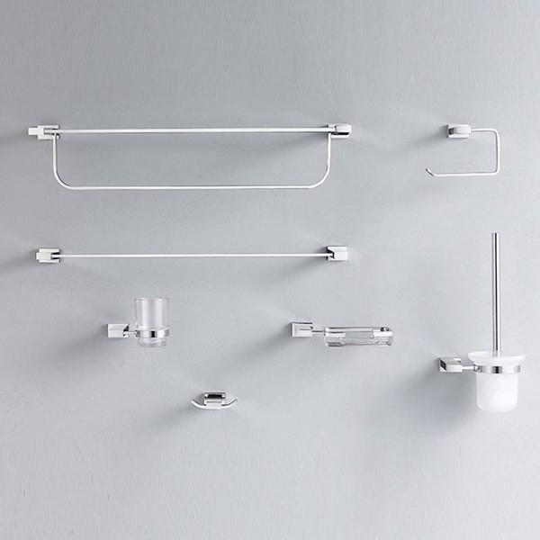 H Series bathroom hardware