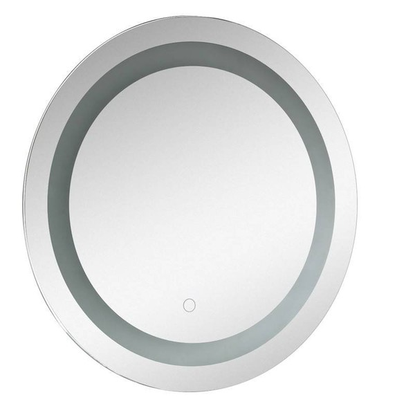 Moon series LED mirror