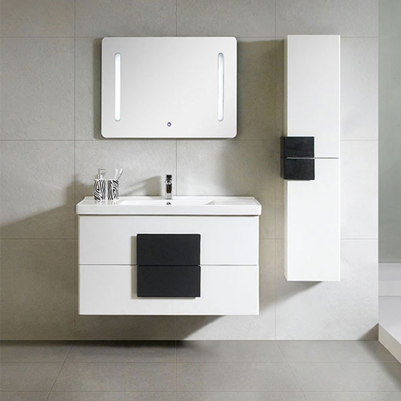 Wall hung bathroom vanities and cabinets queenswood for Bathroom cabinets in queens