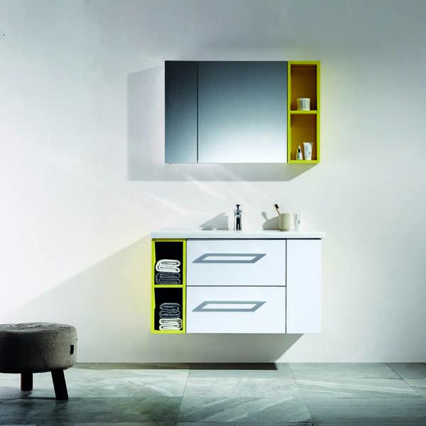MODA series bathroom with drawers
